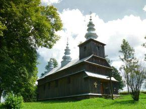 Cerkiew w Radoszycach (latem 2011r.)