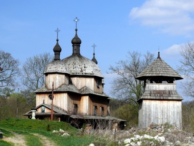 Cerkiew z Tarnoszyna, Skansen - Lublin