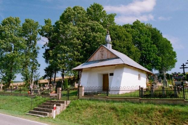 cmentarz w Zdyni, 2014r.