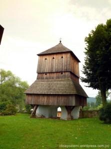 Dzwonnica - stara pierwotna cerkiew