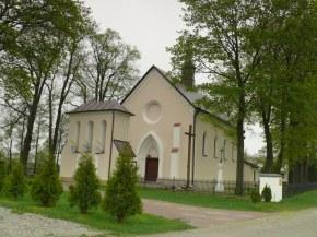 Zamch, dawna cerkiew
