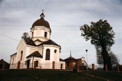 Rudka, cerkiew z 1924r.
