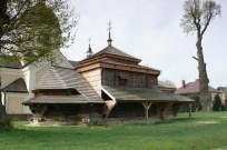 Rudka, cerkiew z 1693r.