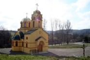 Cerkiew prawosławna w Bielance, fot. 2015r.