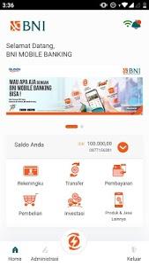 Bni Mobile Banking Apk : mobile, banking, Download, Mobile, Banking, 3.0.10, DownloadAPK.net