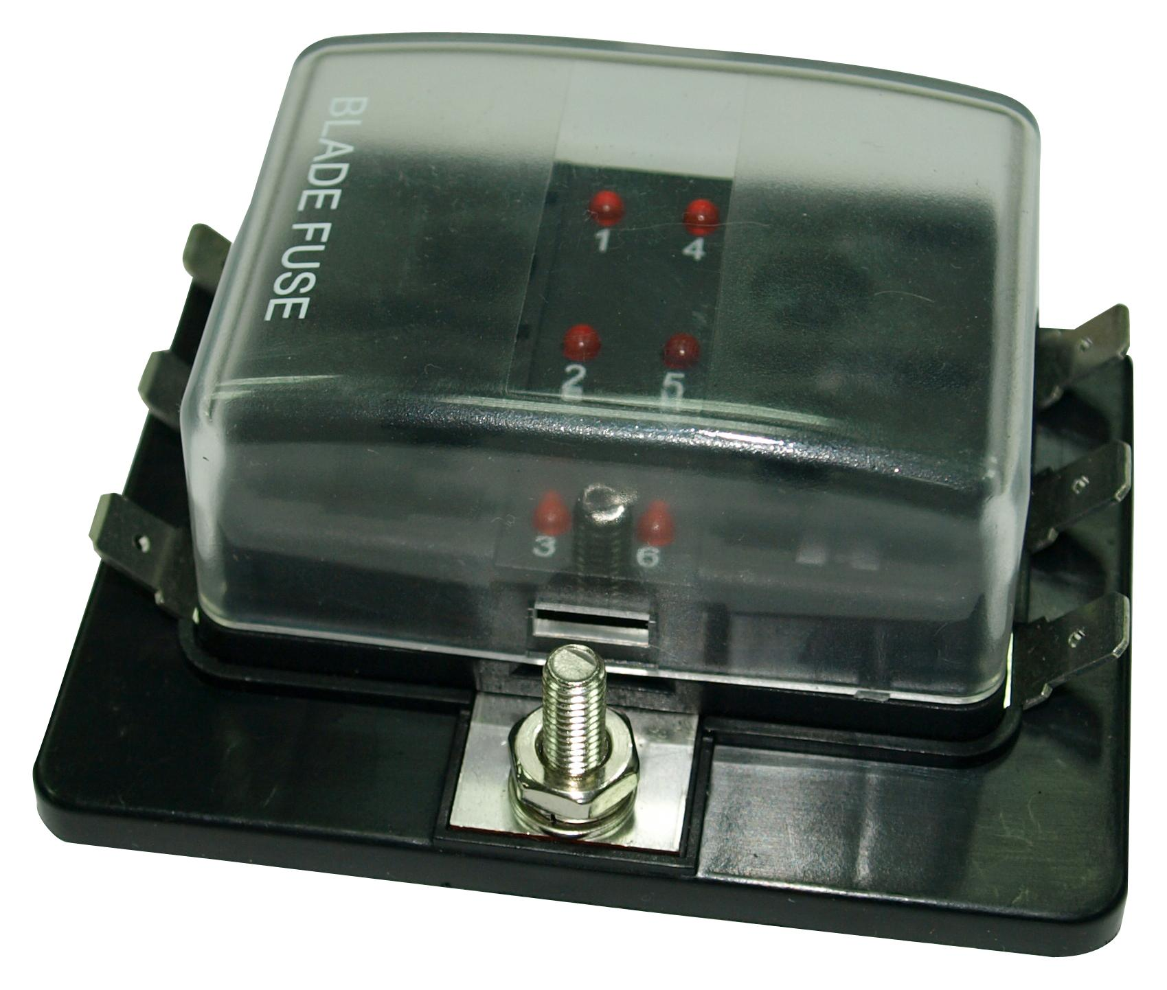hight resolution of mc002800 fuseholder panel mount