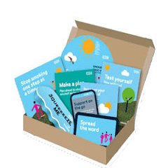 NHS Stop Smoking Kit