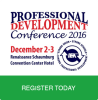 Professional Development Conference, December 2-3, 2016, Renaissance Schaumburg Convention Center Hotel - Register Today!