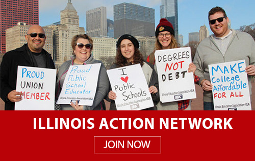 Illinois Action Network - Join Now