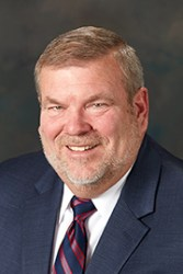 Incumbent Rep. Charlie Meier (R-Okawville) District, 108