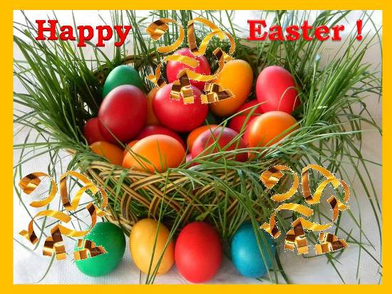 Easter Wishes Images Free Download