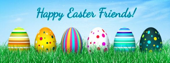 Easter Wishes Images for Facebook