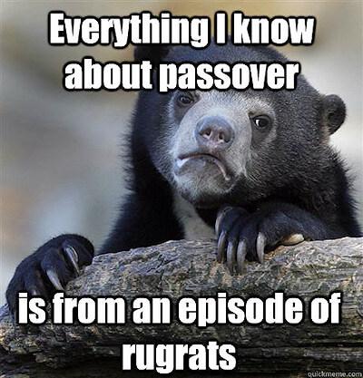 Passover Meme