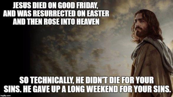 Funny Good Friday Memes