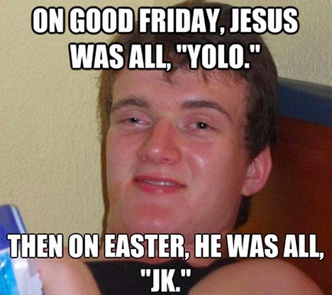 Good Friday Meme
