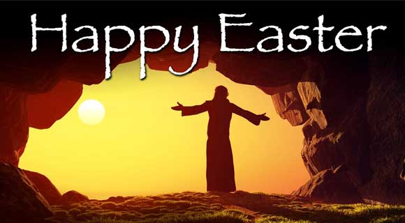 Happy Easter Jesus