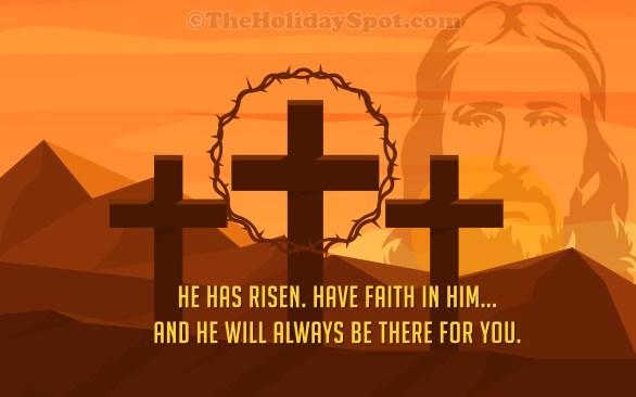 Religious Easter Pics