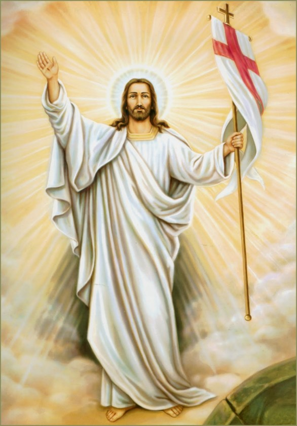 Happy Easter Jesus