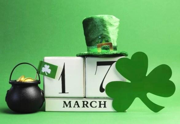 St Patricks Day 2021
