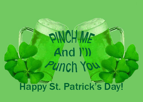 St Patricks Day Funny Images