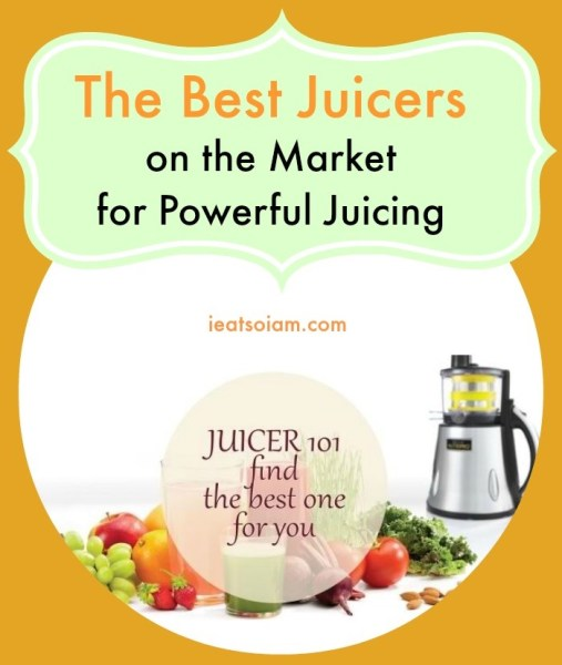 Best Juicers on the Market 2019 – Buyer's Guide