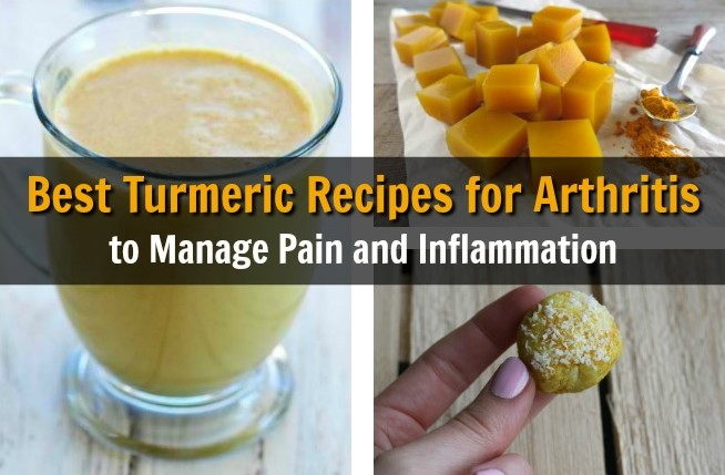 Best Turmeric Recipes for Arthritis to Manage Pain and Inflammation