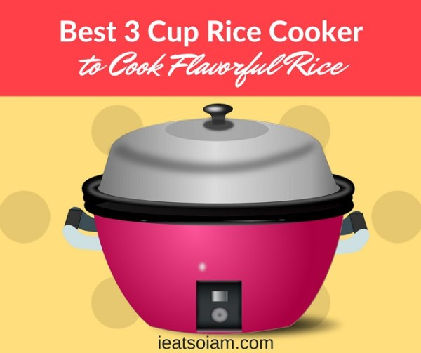 Best 3 Cup Rice Cooker 2019 – Buyer's Guide