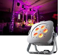 ADJ Wifly Par QA5 Battery Powered LED Light Rental