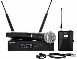 Shure QLXD Wireless System