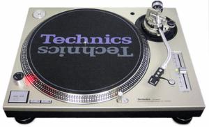 Technic SL1200 Turntable