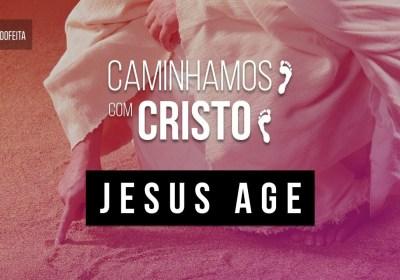 Caminhamos com Cristo · Jesus age #4 | Culto IEBC