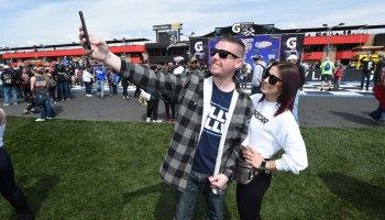 NASCAR HAULER PARADE OPEN TO PUBLIC TO KICK OFF MONSTER