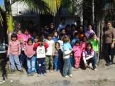 Niños de la escuela dominical