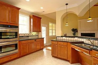 Wheelchair Accessible Kitchen Designs  IE Cabinets