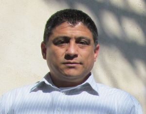 Photo/CIVIC: Carlos Hidalgo, father detained at Adelanto twice has served as a jailhouse lawyer for detainees.