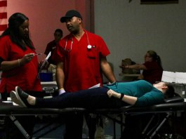 American legion Blood drive