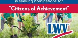 Seeking Nominations for Citizens of Achievement Award