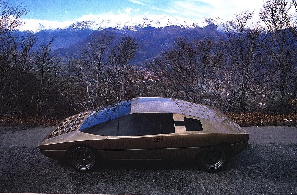 1974 Lamborghini Bravo-a