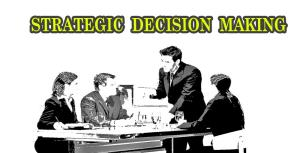 Strategies Helps Managers to Make Decisions