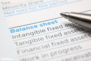 What is Balance Sheet