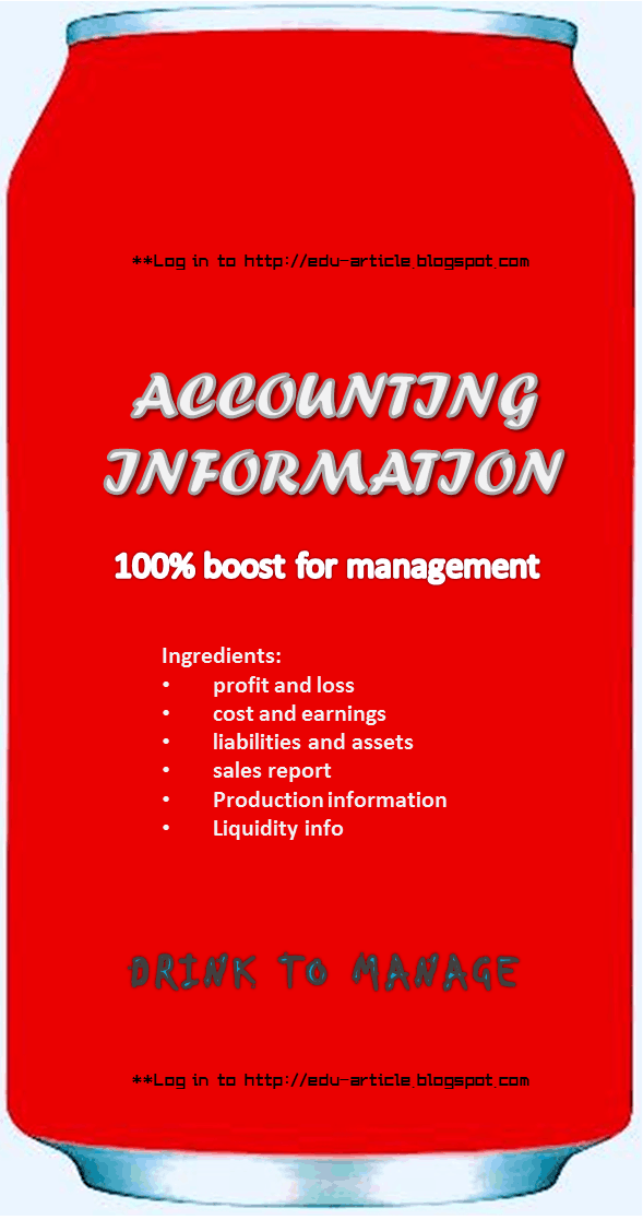 importance of accounting information