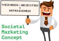 Societal Marketing Concept Examples, Advantages, Importance, Diagram