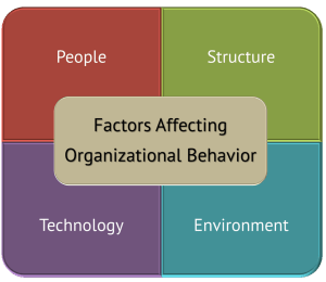 Forces Affecting Organizational Behavior