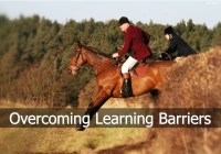 Overcoming the Barriers of Learning