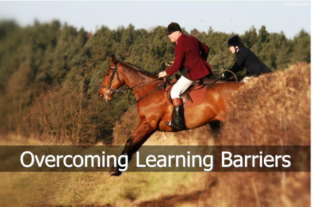 Overcoming Learning Barriers