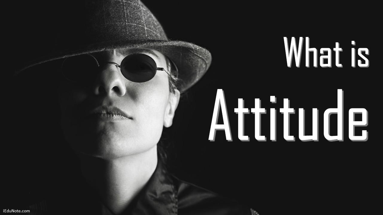 f2c852428 Attitude: Definition, Nature and Characteristics (Explained)