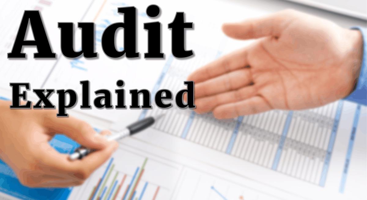 Audit Definition Objectives Features Origin Explained