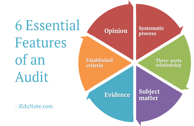 Essential Features of an Audit