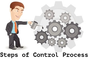 4 Steps in the Control Process