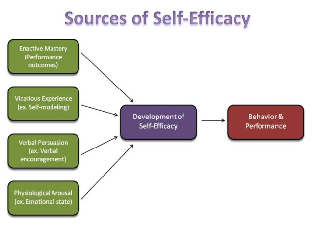 Self-Efficacy Theory
